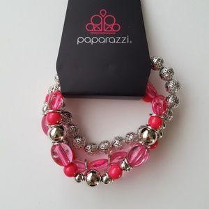 Paparazzi 3 String Elastic Bracelets